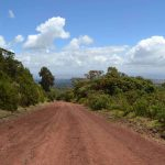 Road in Bale Mountains National Park Ethiopia